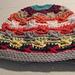 Twisted Messy Bun Hat pattern
