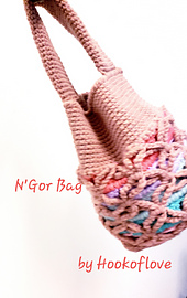 N'Gor Crochet Bag
