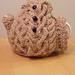 Warm Hug Tea Cozy pattern