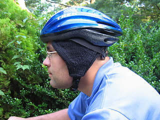 Bicycle Helmet Ear Warmers