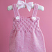 Smocked Dress pattern