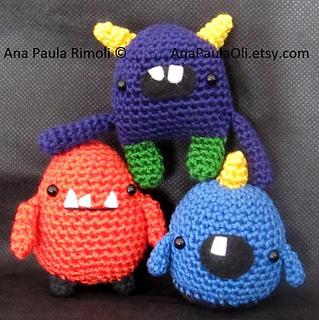 Monster tissue box cover | Halloween crochet, Tissue box covers ... | 320x319