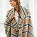 Knitted Nightingale pattern