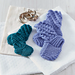 Barron-Gibb Baby Booties and Toddler Socks pattern