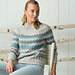 Elk Meadow Pullover pattern
