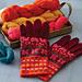 Muhu Gloves pattern