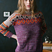 Arge Humeralis Pullover pattern