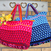 Colourful City Bag pattern