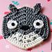 Studio Ghibli hexagon: Totoro pattern