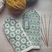 Spring Mittens pattern