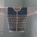 Bohus Green Cardigan pattern