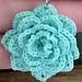 Cactus Rose pattern