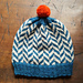 Herringbone Hat pattern