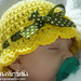 Baby Flapper-Girl Hat pattern