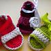Baby Girl Sandals pattern