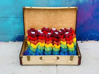 Skeinette Chain in Rainbow