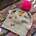 Melodeon Hat pattern