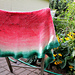 Watermelon Shawl pattern