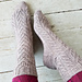 Runway Socks pattern