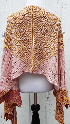 Floret pattern by Amanda Scheuzger