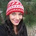 Hearts Around My Head Hat pattern