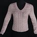 Honeycomb Sweater pattern