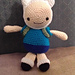 Adventure Time Finn Amigurumi pattern