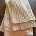 Open Work Baby Blanket pattern