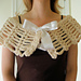 Icicle Capelet pattern