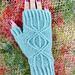 Time Turner Fingerless Gloves pattern