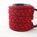 Tea Totaler's Companion Mug Cosy pattern