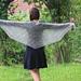 No Frill Lace Shawl pattern