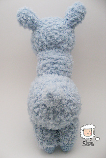 Ravelry Alpaca Amigurumi Pattern By Sheep Shaved