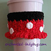 Minnie Mouse Cozy pattern
