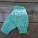 Homecoming Fingerless Mitts pattern