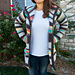Painted Canyon Hooded Cardigan pattern