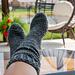 Toe-Tally Easy Socks pattern