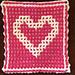 Heart Wreath 20 pattern
