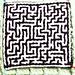 Maze 20 pattern