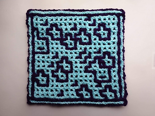 Crocheted by Kate Dudman
