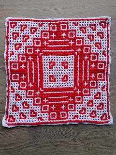 Crocheted by Claudia de Winkle