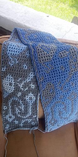 Crocheted by Thankful Brunner