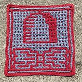 Crocheted by Gabriela