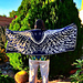 Wings are Freedom Shawl pattern