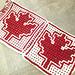 Maple Leaf 20 pattern