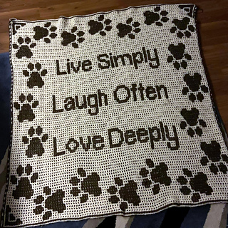 Crocheted by Carrie