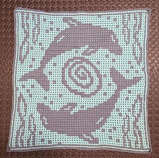 Interlocking Crochet, by CynCityCrochets