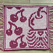 Mosaic sample by CarolinevdB