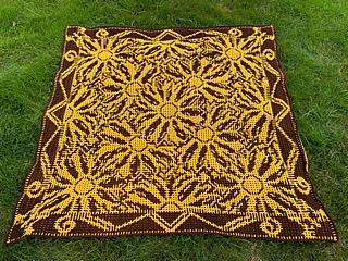 Wrong side when done using interlocking crochet, crochet by semicci