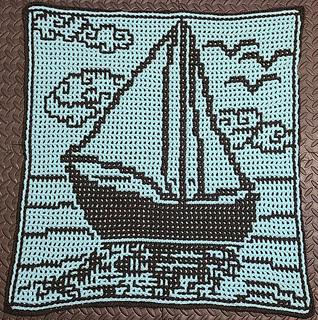 Interlocking crochet by cyncitycrochets